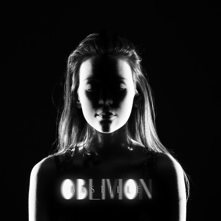 Personal interpretation.  Bastille, Oblivion. Thanks to Angela. #batille #oblivion #cd #low #key #contrast #interpretation #photo #passion