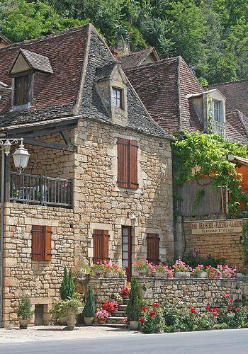 Sarlat-la-Caneda, Aquitaine, France