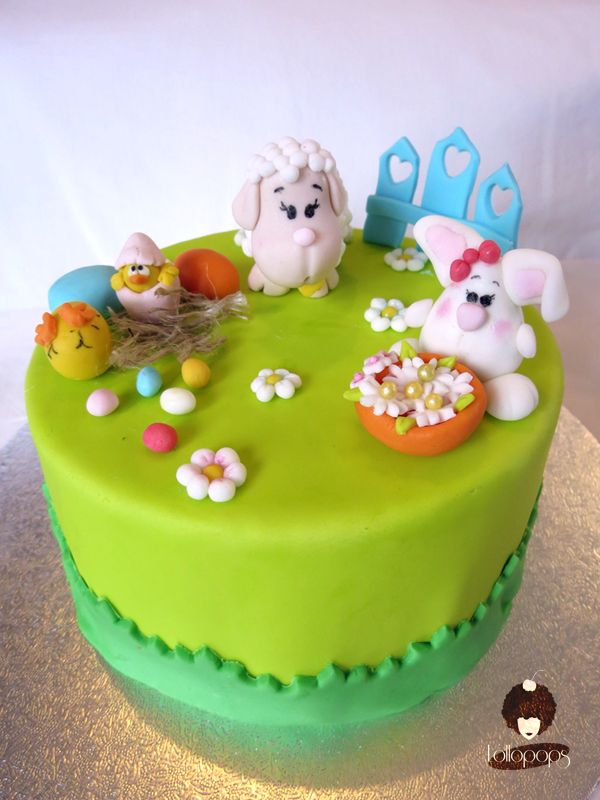 Cake Pasqua
