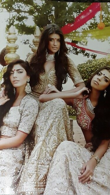 Abu Jani/ Sandeep Khosla. Love Everything.Beautiful Indian Bridal Season 2015