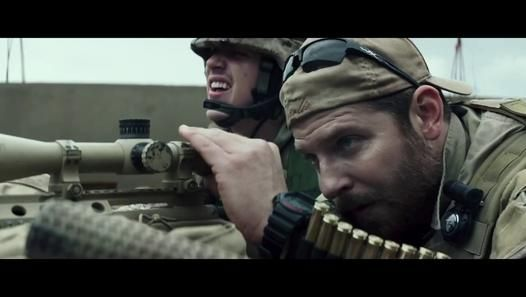 American Sniper Official Trailer #1 (2015) - Bradley Cooper Movie