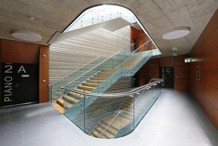 Natali Building / Studio Manfroni & Associati, Floor Plan