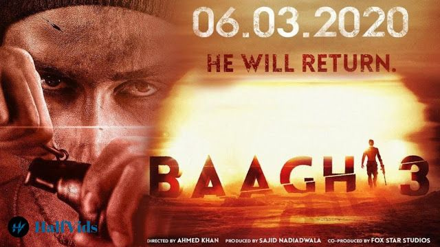 Baaghi 3 Movie Cast Movie Budget Releases Date In 2020 3