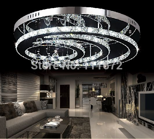 32 best crystal chandelier led light images on pinterest cheap ceiling lights buy directly from china suppliers brief style ceiling led crystal chandelier aloadofball Choice Image