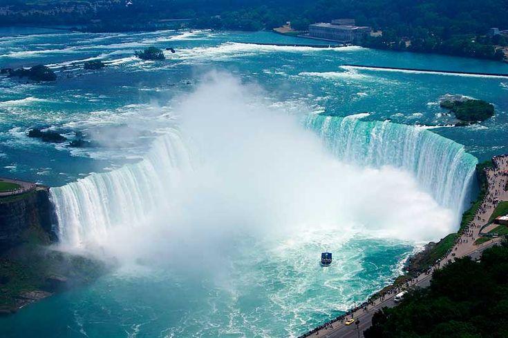 Cea mai mare cascada - cascada Niagara