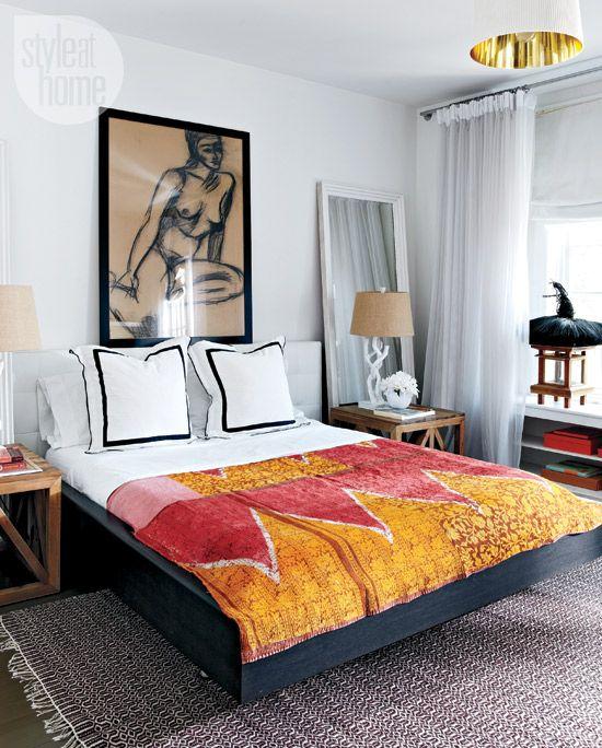 Les 125 meilleures images du tableau Bedroom sur Pinterest