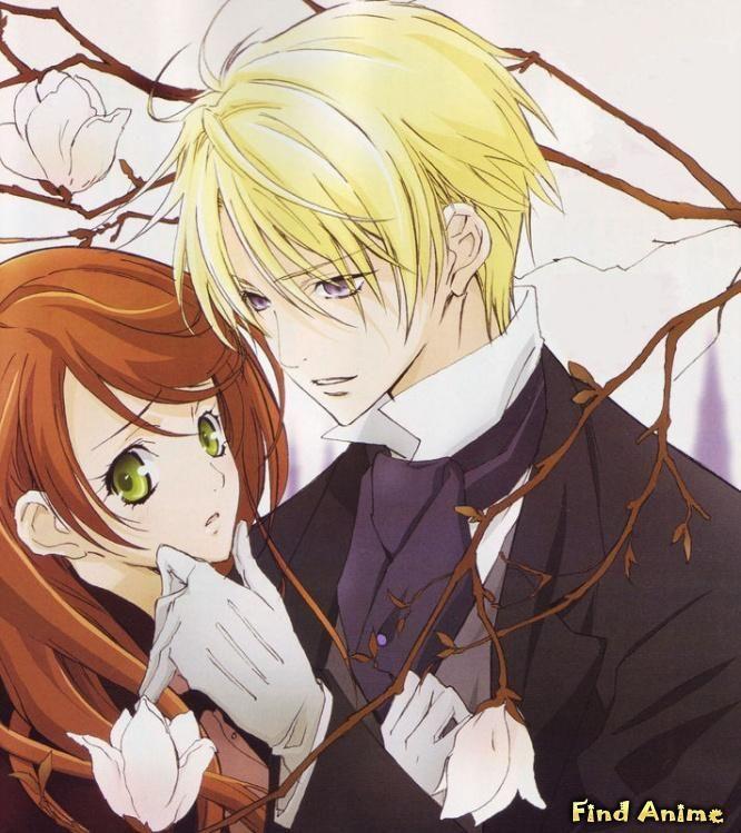Смотреть бесплатно аниме anime Граф и Фея (Count and Fairy: Hakushaku to Yousei)