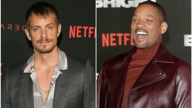 Will Smith's Suicide Squad Tattoo Skills Do Not Hold Up, According to Joel Kinnaman http://www.mtv.com/news/3062670/will-smith-suicide-squad-tattoo-joel-kinnaman-regret/?utm_campaign=crowdfire&utm_content=crowdfire&utm_medium=social&utm_source=pinterest