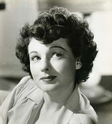 Ruth Hussey 1945.JPG wonderful actress born October 03, 1911-D: April 19, 2005.
