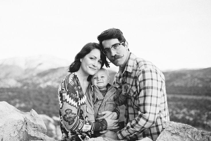 Tim and Jess | Big Bear Mountain Portraits by Daniel Cruz Photography