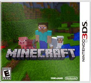 Minecraft 3DS rom