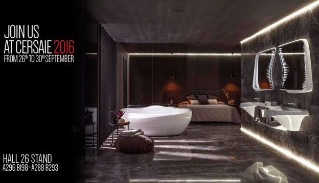 #Cersaie2016: Noken descuenta los días para su gran cita con el #diseño #baños
