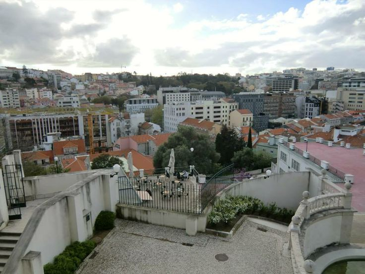 Jardim do Torel -Lisboa
