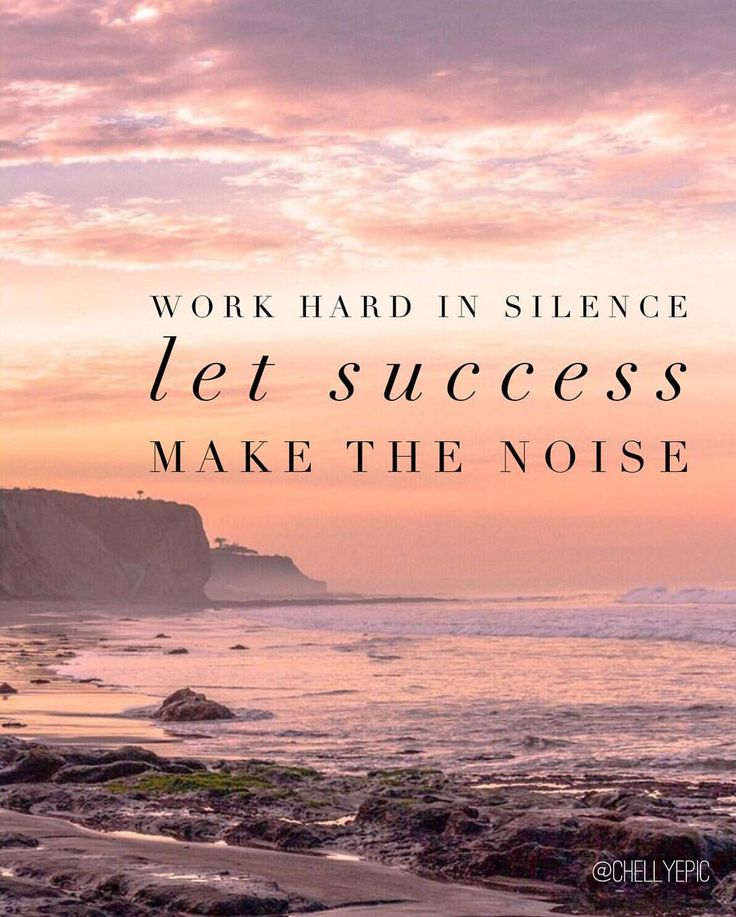 Work hard in silence. Let success be your noise. @chellyepic | Photo @katewoznick  #success