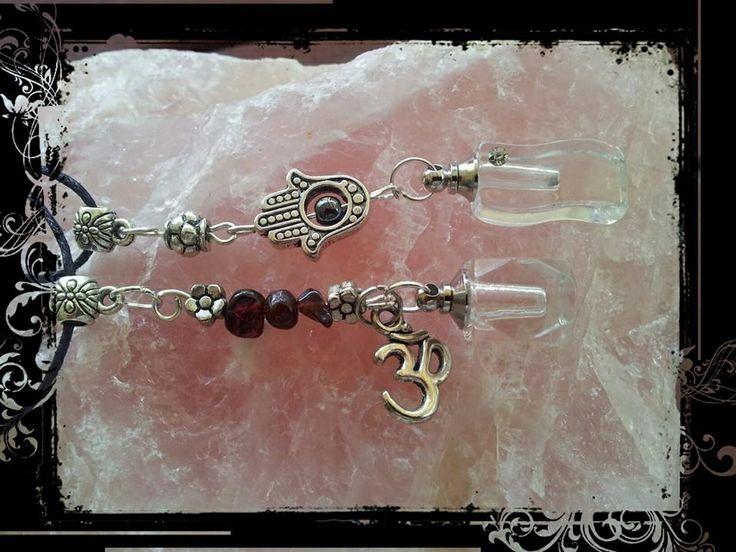 Aromatherapy pendants  www.rainbowbutterflies.com.au