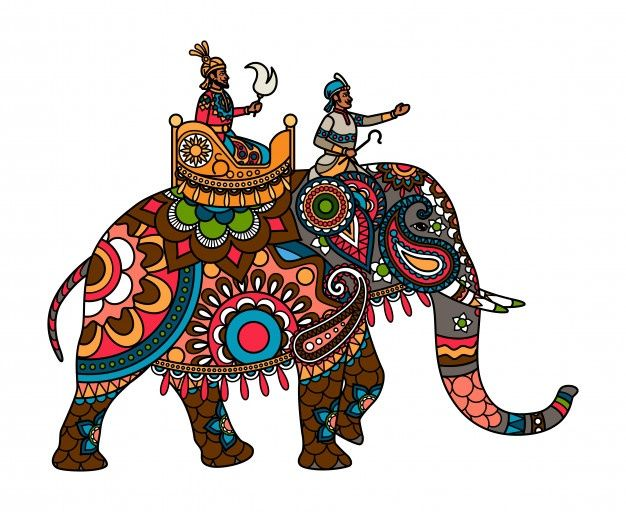 Indian Designs Png Google Search Indian Elephant Art Elephant Colour Elephant Art You can see the formats on. pinterest