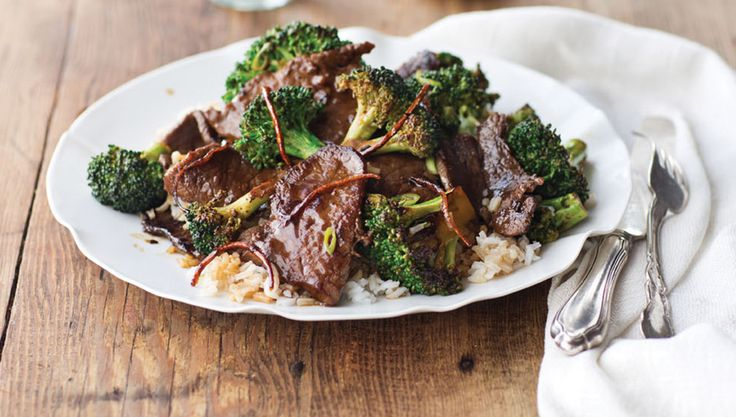 Beef and Broccoli Stir Fry | Cooking with Curtis | Winn-Dixie Replace the brown sugar with honey and the cornstarch with arrow root and we are in business!