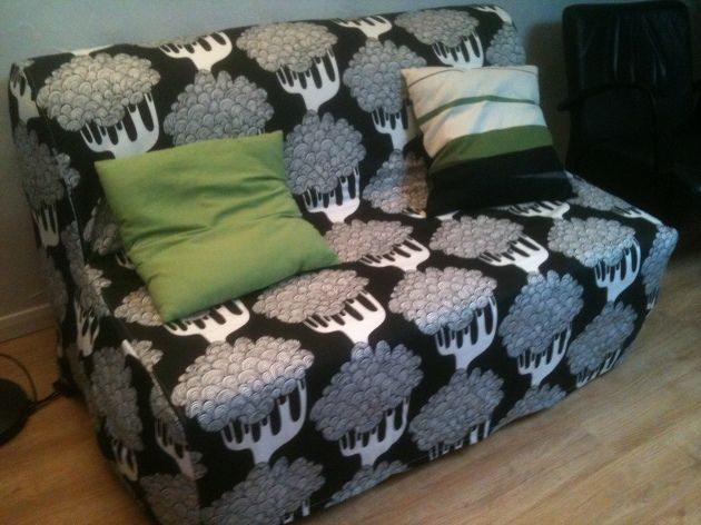 Nouvelle housse de canapé
