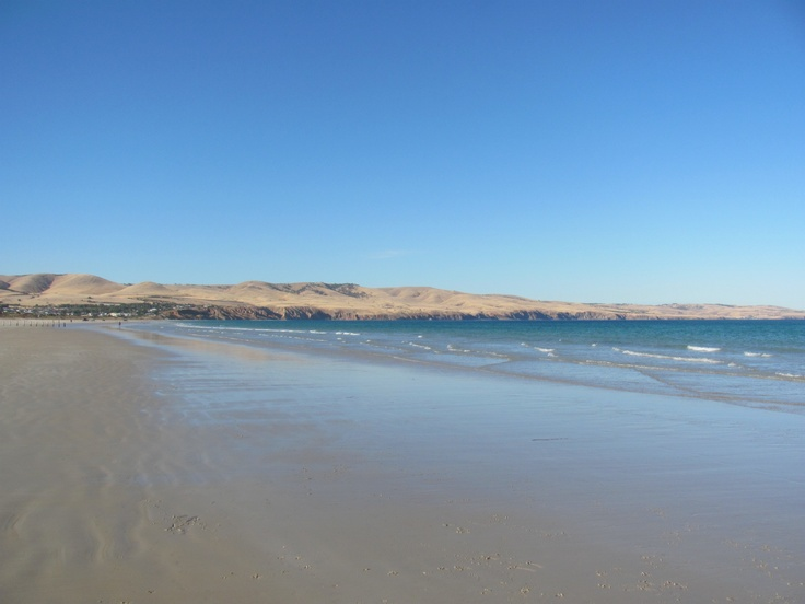 Aldinga Beach A Fantastic Place To Relax Away From The Crowds