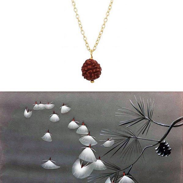 Rudraksha pendant : http://ift.tt/2yqzM3Z  #mirabelle #mirabellejewellery #Rudraksha #bead #rudrakshabeads #shiva #lordshiva #instajewelry #fantasia #disney #flowerpower #britishjewellery #handmadejewelry #fairtrade #fairtradefashion