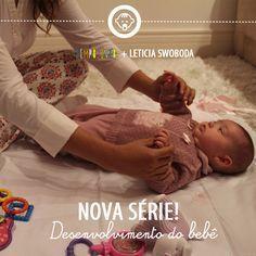 Série Desenvolvimento do bebê - o que esperar de um bebê com 2 meses? #bebê #tempojunto