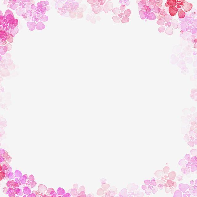 Sakura Marco Rosa Acuarela Flor Flor De Cerezo Decoracion Ilustracion Png Y Psd Para Descargar Gratis Pngtree Flower Border Clipart Watercolor Flowers Flower Clipart