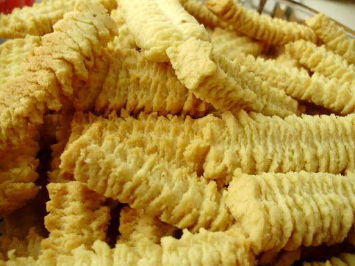 Kruche ciastka z maszynki - cincin.cc - witaj w krainie inspiracji smaku