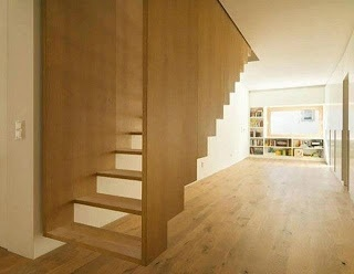 HoMe DeSign DeCor: woody stairs decorating
