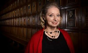 Portraits taken for Dame Hilary Mantel's Reith Lectures