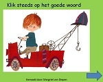 Digibordles:  http://leermiddel.digischool.nl/po/redir/bestand/9ca77c9d371247512b15f6819ff39fc2/Zoek_het_goede_woord_Pluk.pps