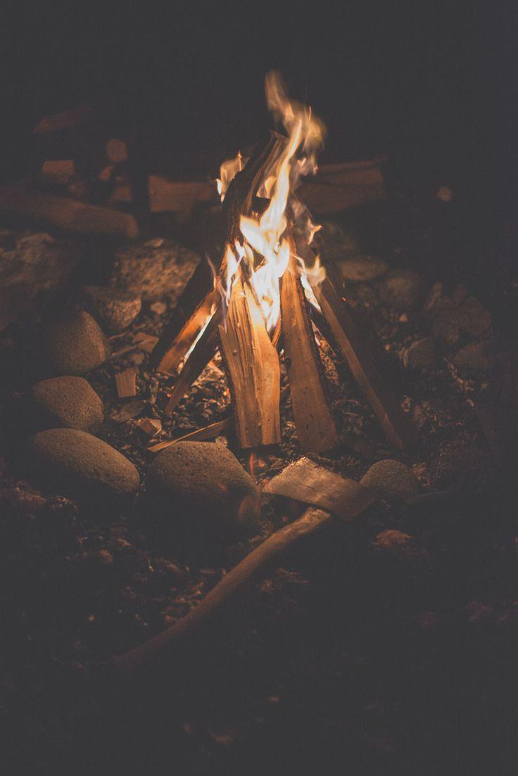 Qualicum Beach Bonfires ➾ Luke Gram