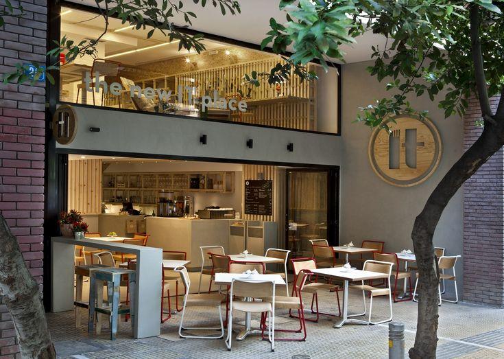 it cafe by divercity architects athens greece 09 it caf by divercity architects athens greece - Multi Cafe Decoration