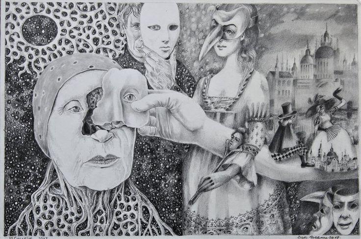 The Masquerade by DanNeamu