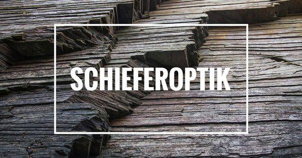 Schieferoptik
