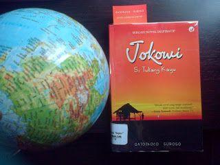 Amazing Grace: Review Buku: Jokowi Si Tukang Kayu