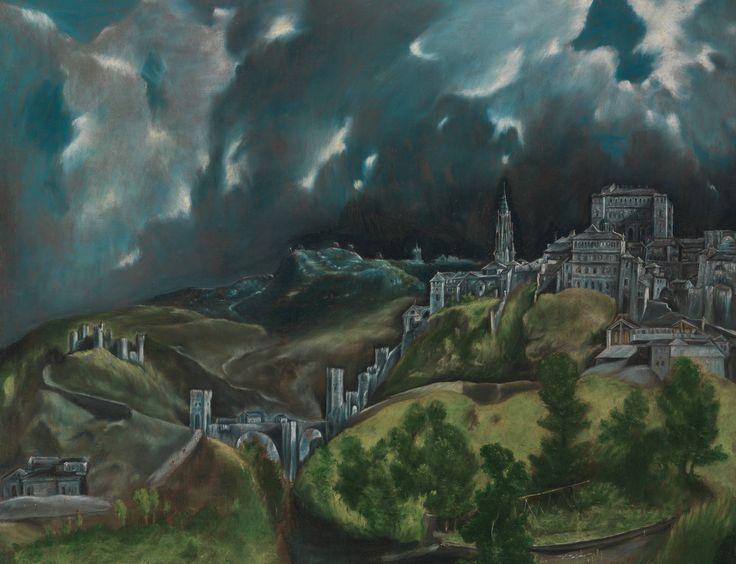 Gå på opdagelse i El Grecos Toledo