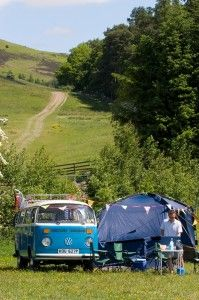 http://www.campervanhire.com/united-kingdom-uk/classic-camper-holidays/ - Classic Camper Holidays � VW Campervan Hire in Scotland - RePinned by Leisure Hubs
