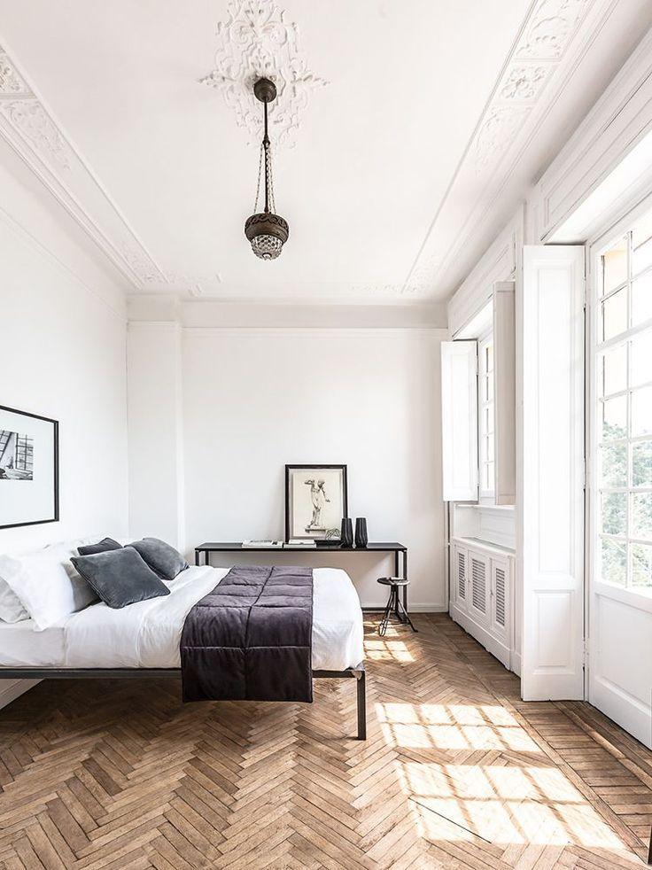 Pin By Trendyoffice On Inspirational In 2020 Bedroom Interior Bedroom Wood Floor Bedroom Design