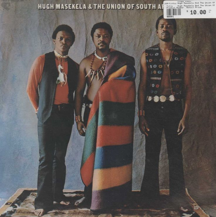 Hugh Masekela And The Union Of South Africa - Hugh Masekela And The Union Of South Africa