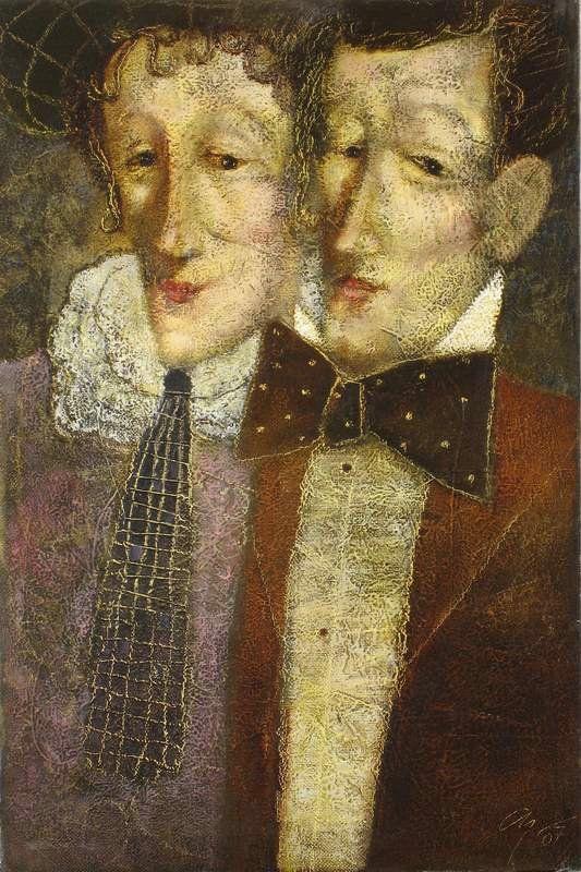 Andrey Aranyshev (b 1956, Yaroslavl, Russia), 2007