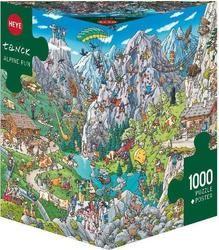 16,11€ Tanck: Άλπεις 1000pcs Heye