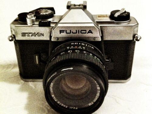 Fujica camera