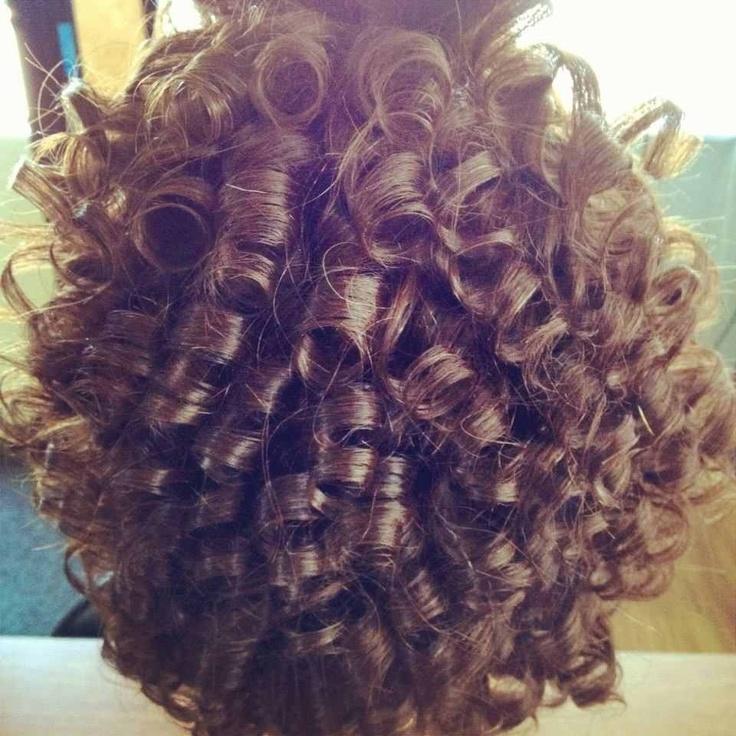Spiral Curls Curly Hairdo S Pinterest Spiral Curls