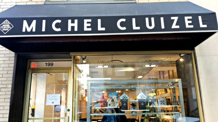 NYC, Style and a little Cannoli: Michel Cluizel Madison Avenue New York City