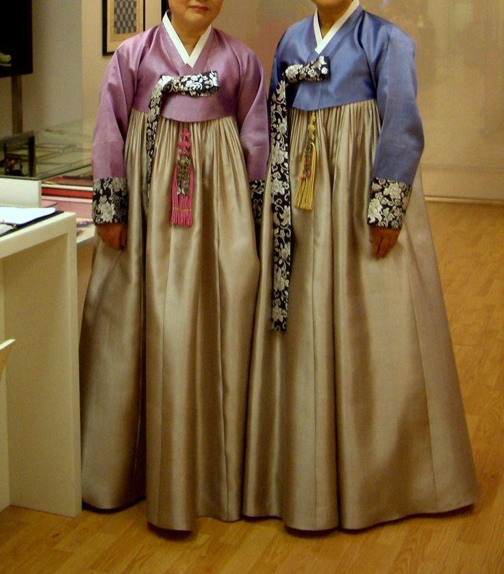 [2008 BDK | MINT hanbok] Mothers' Hanbok Set