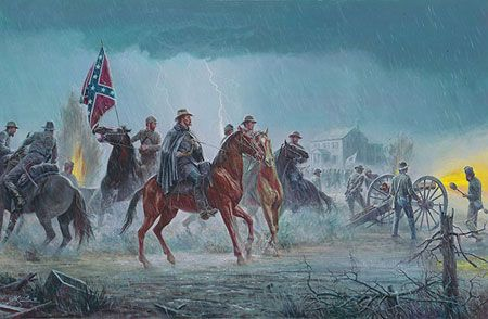 Battle Of New Market 1864 | thunder in the valley battle of new market virginia on may 15 1864 ...