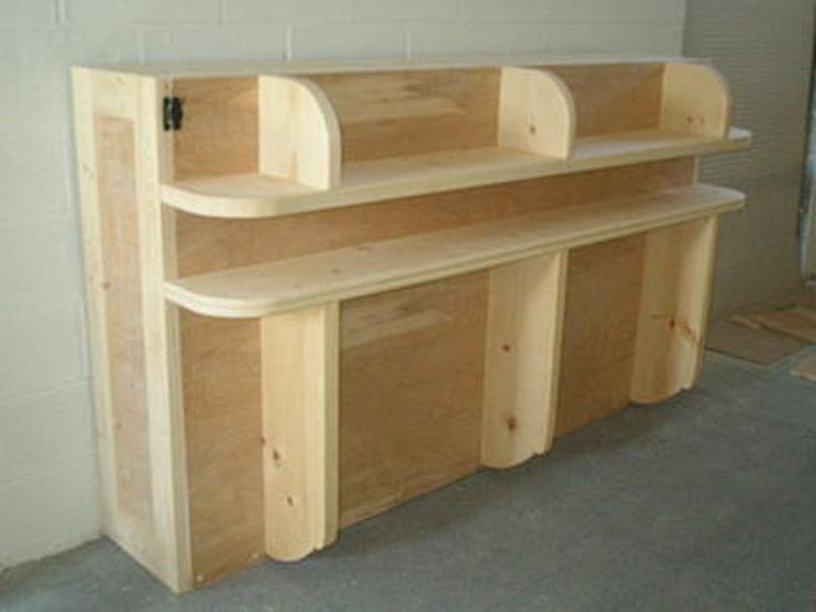 Horizontal Twin Lori Wall Bed ~ http://lanewstalk.com/how-to-start-diy-lori-wall-beds-project/