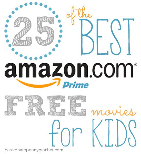 25 of the best amazon prime free movies for kids
