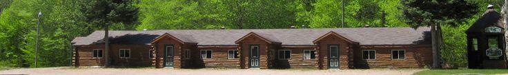 White Fawn Lodge: Motel and Cabins, Hiawatha National Forest, near Munising, Upper Peninsula of Michigan