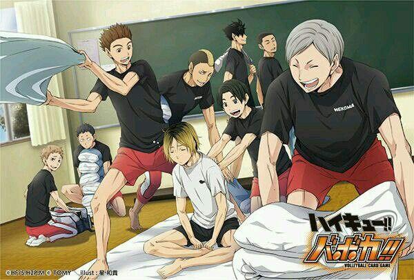 #anime #haikyuu #otaku #art #volleydorks #nekoma
